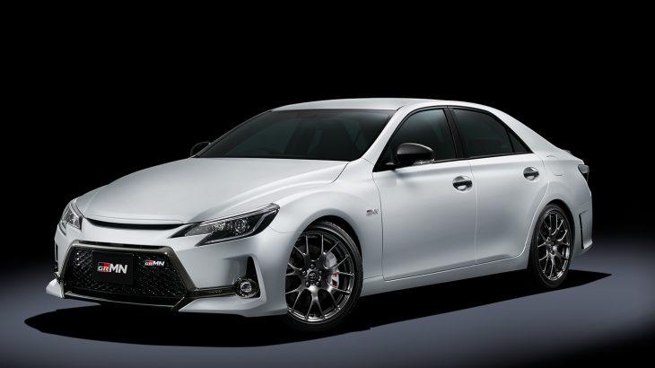 トヨタのスポーツセダン マークX GRMNを振り返る ~ トヨタのスポーツセダンの将来は?