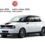 新型Honda eが、2つの賞を受賞。日本導入の可能性は?