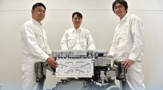 ホンダが、いすゞと燃料電池(FC)で共同研究!