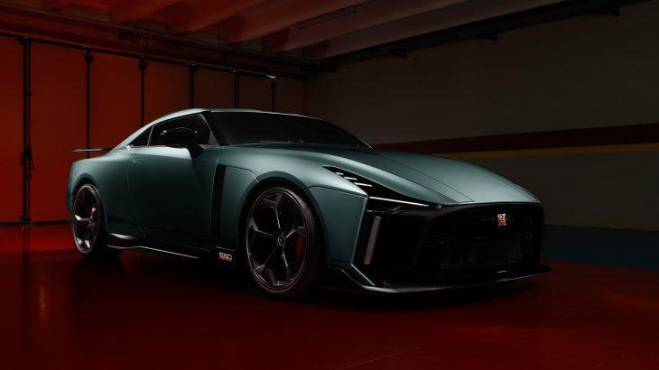 日産 GT-R50 by Italdesignが50台限定販売!