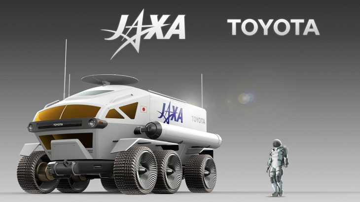 JAXA×トヨタの有人ローバの名称決定!「ルナクルーザー」とは?