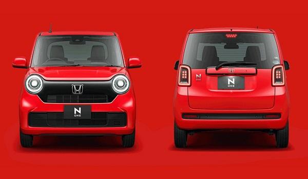 新型 N-ONEが販売開始に、独特なデザインを継承しアップデート!
