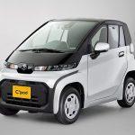 トヨタが、超小型EV「C+pod」を発売!一般販売は2022年!?
